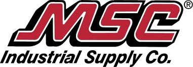 Machine tool supplier MSC Industrial Supply Co's logo